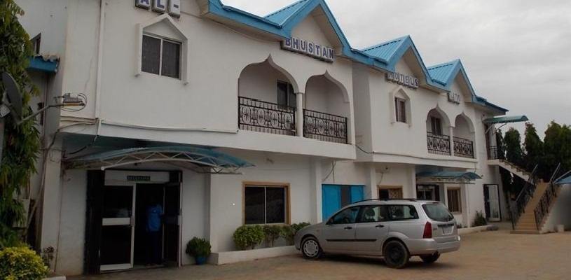Al  Bhustan Hotels Ltd Katsina