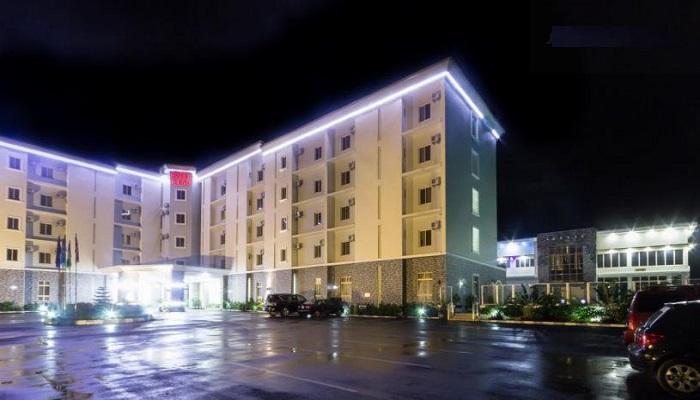 Hotel Reno 5 Star 1068 Off Nnamdi Azikiwe Expressway Opposite Nicon Junction Katampe District Abuja Nigeria